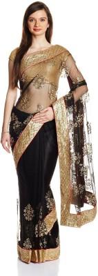 Aryahi Floral Print Bollywood Net Sari