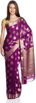 Aryahi Printed Fashion Tussar Silk Sari