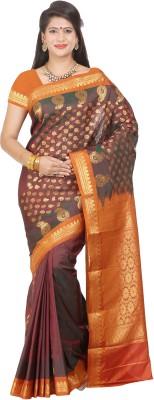 Maxsarees Self Design Bollywood Art Silk Sari