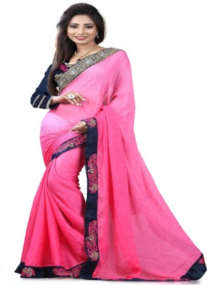 STYLO SAREES Self Design Fashion Jacquard Sari