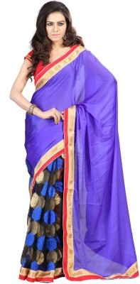 Florence Embriodered Fashion Jacquard Sari