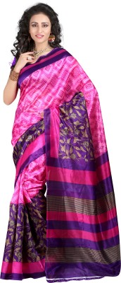 Snreks Collection Printed Fashion Cotton Sari