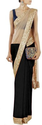 Surya Embriodered Fashion Net Sari