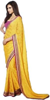 Fair Lady Embriodered Fashion Georgette Sari