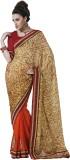 Melluha Fashion Embroidered Fashion Chif...
