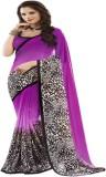 Jhumri Printed Fashion Georgette Saree (...