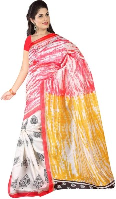 Patricia Printed Bollywood Art Silk Sari