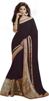 Anerra Embriodered Bollywood Handloom Georgette Sari