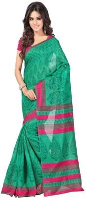 Kintu Designs Pvt. Ltd. Printed Fashion Silk Sari