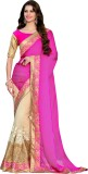 Hypnotex Embroidered Fashion Satin Saree...