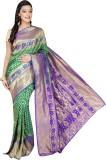 Mahila Silks Self Design Kanjivaram Art ...