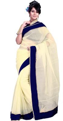 Budget Vastra Self Design Bollywood Net Sari