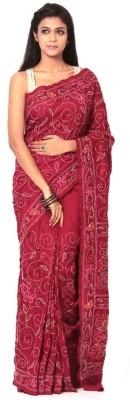 Samayra Self Design Katha Art Silk Sari