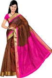 Makeway Woven Bollywood Handloom Art Sil...