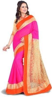 Nena Fashion Embriodered Bollywood Handloom Net Sari