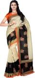 Peecaso Printed Bollywood Silk Saree (Mu...