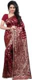 Style U Printed Banarasi Art Silk Saree ...