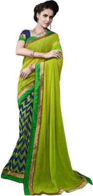 Khantil Printed Fashion Georgette Sari
