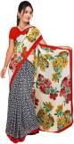 Trendz Floral Print Bollywood Georgette ...