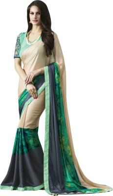 riva Printed Fashion Georgette Sari