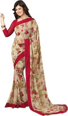 Airson Fab Printed Bollywood Georgette Sari