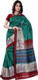 Today Deal Printed Fashion Silk Sari