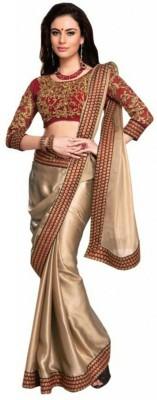 Gulista Self Design Fashion Georgette Sari