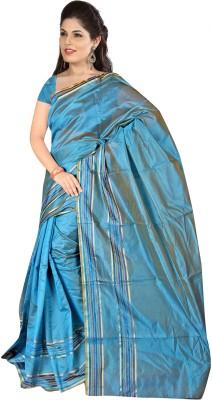 Salasar Self Design Chettinadu Cotton Sari
