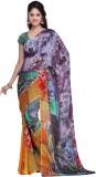 Chandra Silk Mills Printed Fashion Art S...