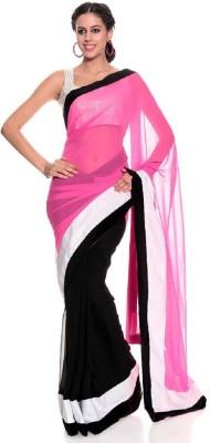 Radheshyam Embriodered Bollywood Georgette Sari