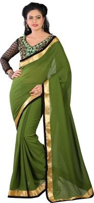 Mahadevi Embriodered Bollywood Chiffon Sari