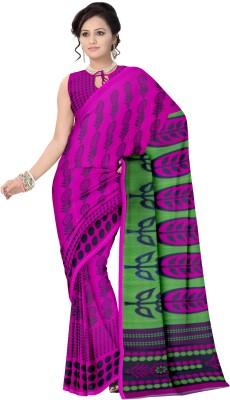 Komal Sarees Printed Bollywood Georgette Sari