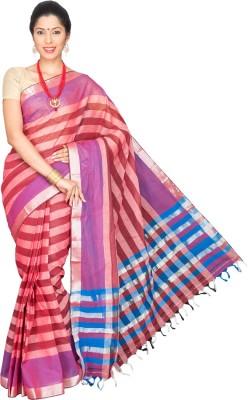 Korni Solid Venkatagiri Cotton Sari