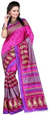 Wholetex Self Design Bhagalpuri Art Silk Sari