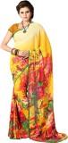 Sonal Trendz Printed Fashion Chiffon Sar...