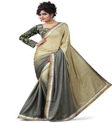 Shopimo Fashion Self Design Fashion Handloom Satin Sari
