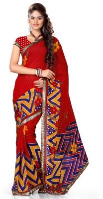 Aashita Printed Daily Wear Art Silk Sari