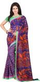 Swagpod Printed Daily Wear Georgette Sar...