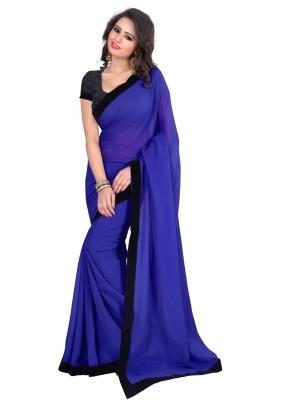 Styloce Printed Fashion Georgette Sari
