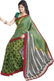 Hypnotex Printed Fashion Art Silk Saree ...