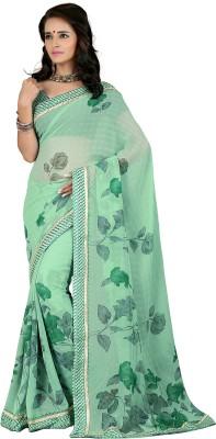 Ustaad Printed Daily Wear Printed Silk Sari