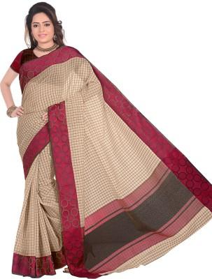 Aara Trendz Printed Bollywood Cotton Sari