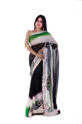 Aryya Embriodered Fashion Georgette Sari