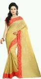 Stylish Sarees Checkered Bollywood Polyc...