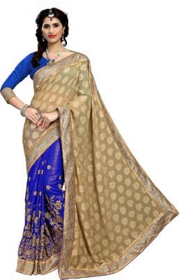yanatextile Embriodered Fashion Jacquard Sari