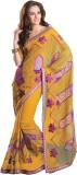 V Dream Embriodered Bollywood Cotton Sar...