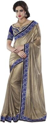 DesiButik Embellished Fashion Georgette Sari