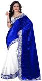 Mert India Self Design Fashion Velvet Sa...