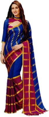 VipSun Embellished Fashion Cotton Sari