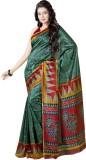 Taanshi Printed Fashion Art Silk Saree (...